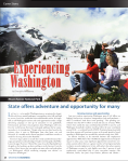 Experiencing Washington
