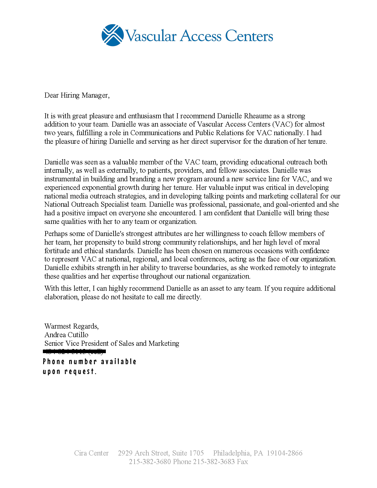 Professional Letter Of Recommendation Example Recommendation – Free Sample Professional Letter of Recommendation